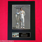 DAN WHELDON Memorial Mounted Signed Photo Reproduction Autograph Print A4 143