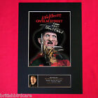 ROBERT ENGLUND freddie kruger Autograph Mounted Photo REPRO QUALITY PRINT A4 381
