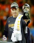 Peyton Manning Denver Broncos Super Bowl 50 Trophy Photo SS194 (Select Size)