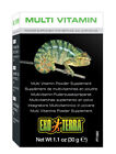 Hagen Exo Terra Reptile MULTI VITAMIN Supplement 1.1 oz or 2.5 oz