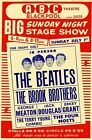 RR09 Vintage The Beatles In Blackpool Rock & Roll Music Concert Poster A3/A4
