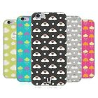 HEAD CASE DESIGNS CLOUD PATTERNS SOFT GEL CASE FOR APPLE iPHONE 6 6S