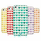 HEAD CASE DESIGNS FANCY HEARTS SOFT GEL CASE FOR APPLE iPHONE 5C