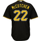 Athletic Pittsburgh Pirates Andrew McCutchen 2015 Cool Base Alternate Jersey