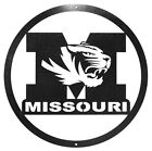 MISSOURI TIGERS Steel Scenic Art Wall Design