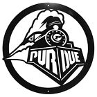 PURDUE BOILERMAKERS Steel Scenic Art Wall Design