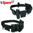 Viper Tactical Security & Patrol Belt System Phone Torch Pouch Clip Adjustable
