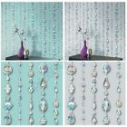 CRYSTAL JEWELS WALLPAPER - ARTHOUSE - DOVE & TEAL - FEATURE WALL - FREE P+P