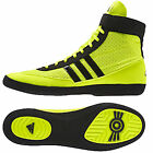 New Adidas Mens Wrestling Combat Speed 4 Solar Yellow sports Boots Shoes UK Size