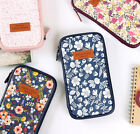 Harmony Multi Pouch Pencil Case Holder Storage Pencase Organizer Travel Bag Box