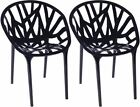 Mod Made Branch Side Chair Set of 2