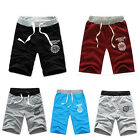 Fashion Men's Casual Summer Cotton Shorts Pants Gym Sport Jogging Trousers TB