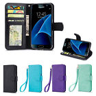 IZENGATE Cell Phone Wallet Case Flip Cover Premium Synthetic Leather Folio