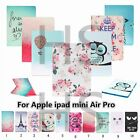 PU Leather Flip Wallet Case Cover Card Magnetic For Apple ipad mini Air Pro