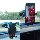 Car/SUV Windshield Rotate Arm Phone Cradle Mount Holder for HTC/Huawei Mobile