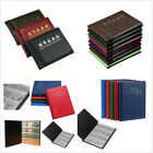 Hot 60/120 Holders Collecting Money Coin Album Book Storage Collection Penny TK