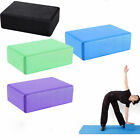 Yoga Block Pilates Foam Foaming Brick Stretch Health Fitness Exercise Gym