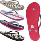Ladies Womens Toe Post Beach Summer Casual Holiday Sandals Flip Flop Sizes Uk