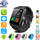Bluetooth Smart Watch Phone Mate For Android IOS Samsung iPhone ZTE Sony LG