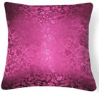 BL114a Purple Dragon Rayon Brocade Cushion Cover/Pillow Case*Custom Size
