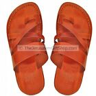 PREMIUM QUALITY, 100% LEATHER, HANDMADE Jesus Sandals- Biblical Bethlehem