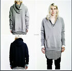 Men Women Biker Hoodies Sweatshirt Swag Sport Oversized Kanye West Tyga HipHop