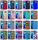 For Samsung Galaxy S6 Edge+ PLUS - Compact Tuff Impact Proof Cover Case Design