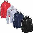 NEW ADIDAS MENS BOYS SPORTS CASUAL TRAINING TRACKSUIT JACKET 4 COLORS UK SIZE