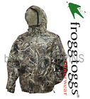 FROGG TOGGS RAIN GEAR-PA63102-56 PRO ACTION MAX-5 HD CAMO JACKET W/HOOD HUNTING
