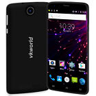 "Vkworld T6 6.0"" Android 5.1 Quad Core 4G LTE 16GB ROM 3000MA Unlocked Smartphon"