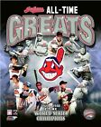 Cleveland Indians MLB All Time Greats Composite Photo SQ034 (Select Size)