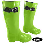 Ladies Girl Calf Wellington Boots UK 3, 4 Festival Rain Spring Garden Wellies