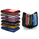 Blocking Hard Case Wallet Credit Card Anti-RFID Scanning Protect Holder LA
