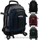 NEW Ladies Mens BACKPACK RUCKSACK Bag Jeep Outdoor Rugged Tough Walking Hiking