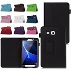 "Folio PU Leather Case Cover Stand For 7"" Samsung Galaxy Tab A 7.0 SM-T280 T285"