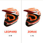 Leopard Junior Child Kids Motocross Helmet ATV Quad Motorcycle Motorbike Helmets