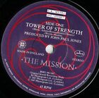 "The Mission Tower Of Strength (16261) 7"" Single 1988 Mercury MYTH 4"