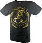 Randy Orton First Strike RKO Spine Mens Black T-shirt