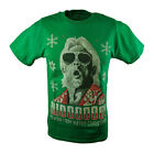 Ric Flair Wooooo Christmas WWE Mens Ugly Green T-shirt