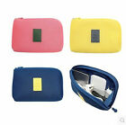 Shockproof Travel Storage Bag Charger Pouch Mobile Power Headset Data Cable Pack