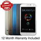 Samsung Galaxy S5 16GB SM-G900F Black-White-Blue-Gold New Other +1 Year Warranty
