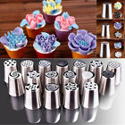 1/ 1Set  Russian Icing Piping Nozzles Tips Cake Decorating Pastry Baking Tool