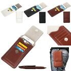 For Apple Iphone5/6/6s Leather Vertical Flip Wallet Credit Card Slot Case Cover