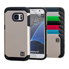 32nd Slim Armour Dual Layer Shockproof Case Cover For Samsung Galaxy S7 Edge