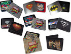 Marvel/DC Comics Cartera Plegable En Lata - Official Hulk / Batman / Superman