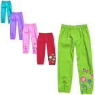 Toddler & Child Rain Waterproof Pants Kids Girls Clothes Size 2T 3T 4 4T 5 6