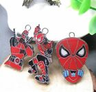 Lot Mixed Deadpool Metal Charms Pendants DIY Jewelry Making Party Gifts M57