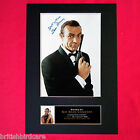 SEAN CONNERY Quality Signed Autograph Mounted Photo Repro A4 Print 130