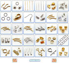 Jewellery Making Kits Necklace Ends Connector Links Jump Rings Clasps Bails