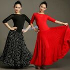 New Adult Ballroom Dance Performance Dress Foxtrot Waltz Tango Quickstep Dress